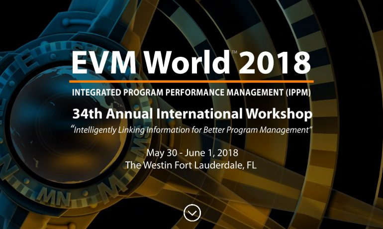 Fernando Santiago and Crispin Piney presenting at EVM World 2018 - Ft Lauredale, Florida